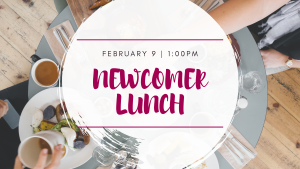 Newcomer Lunch @ The VIne