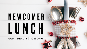 December Newcomer Lunch @ The Vine