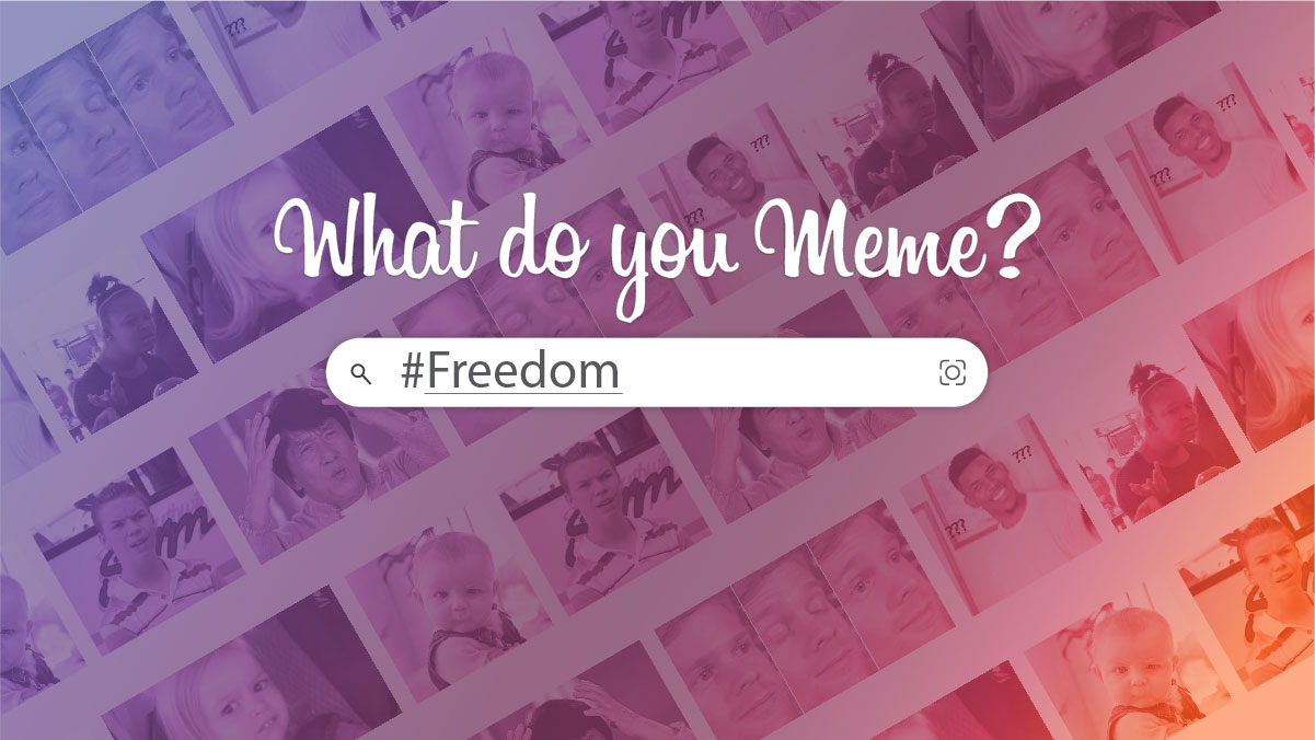 What do you Meme? Freedom - Sermon Banner