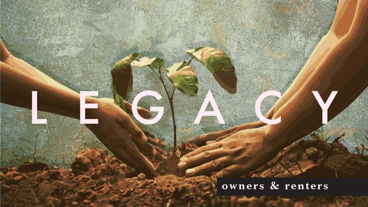Legacy Owners & Renters Sermon Banner