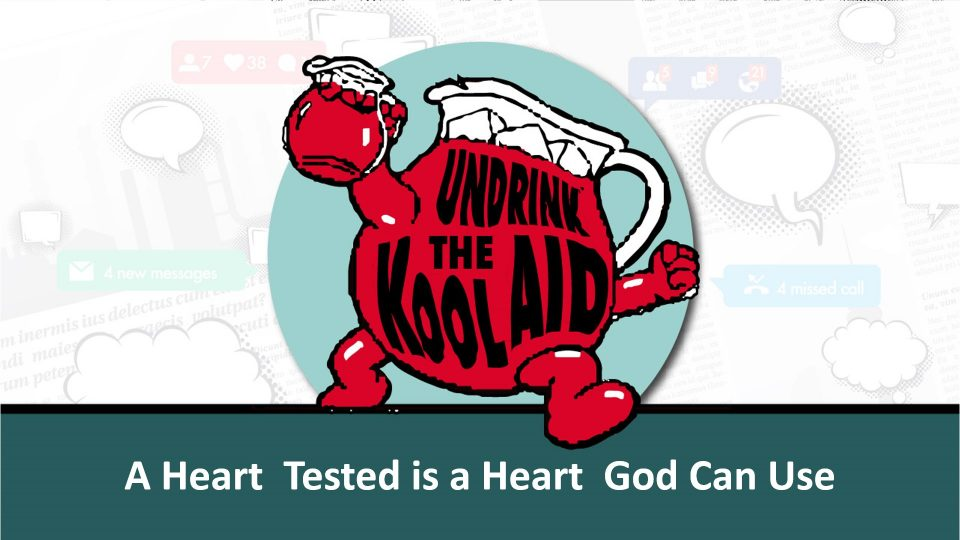 A Heart Tested is a Heart God Can Use