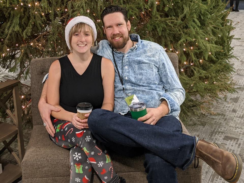 Zach & Tina Gay