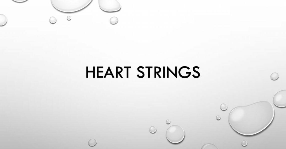 Heart Strings Sermon Banner