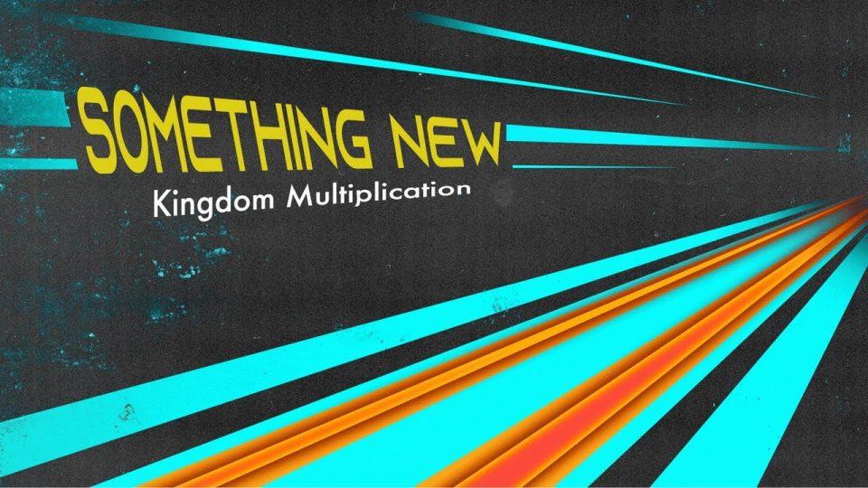 Something New: Kingdom Multiplication